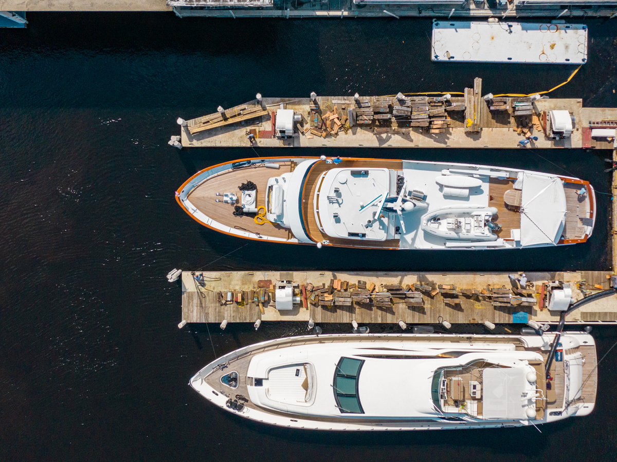 Join the Yacht Service Technician Apprenticeship Program