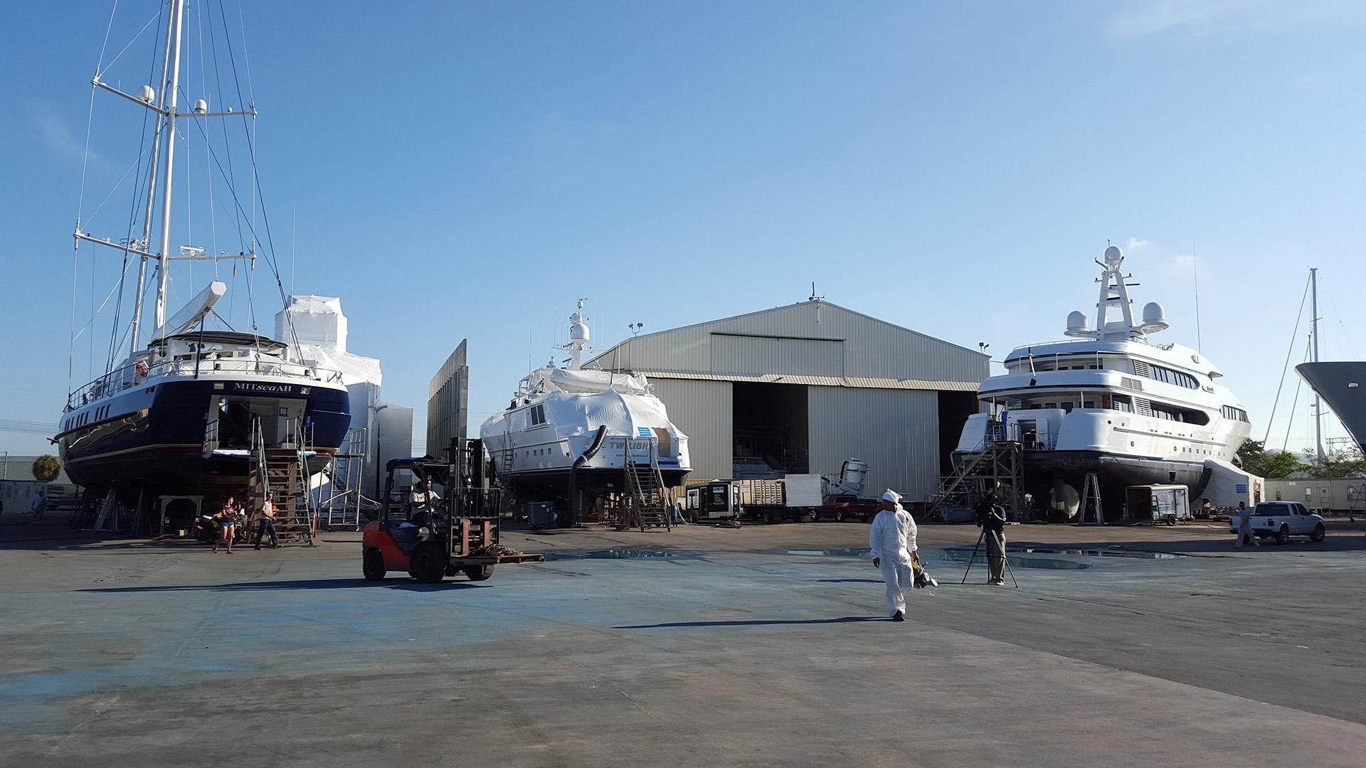 Yacht Service Technician Apprenticeship