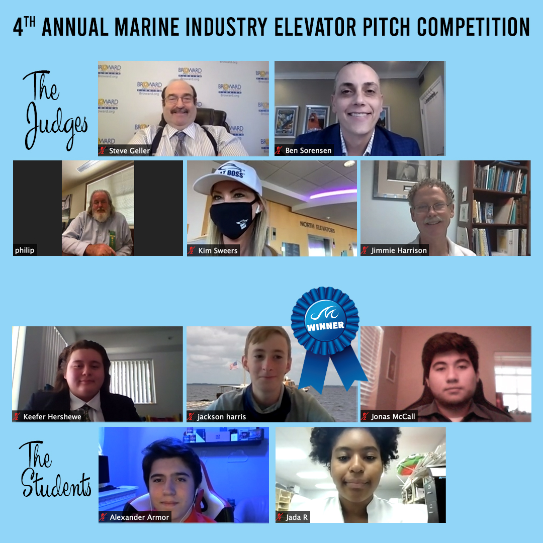 4th Annual Elevator Pitch Competition Final Round