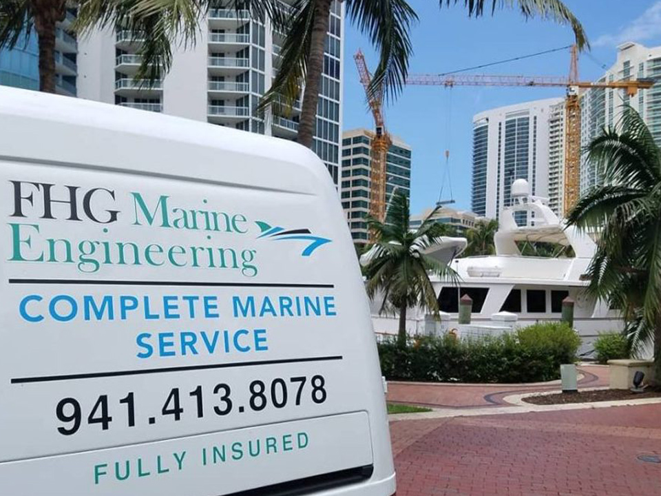 Business Highlight - FHG Marine Engineering