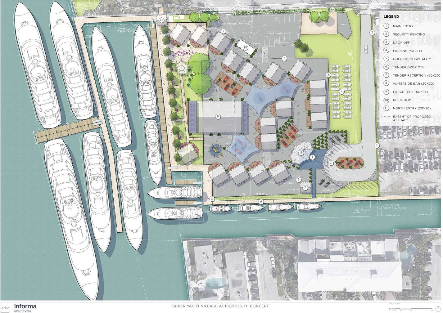 Announcing New Superyacht Village at FLIBS
