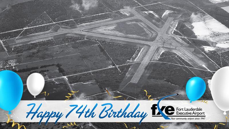 Member News: Fort Lauderdale Executive Airport