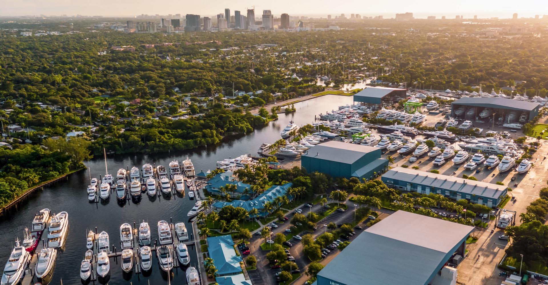 Member News: Lauderdale Marine Center