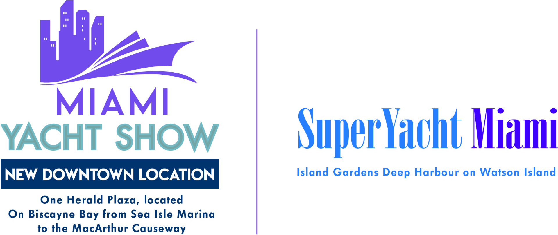 Upcoming Event - The Miami Yacht Show