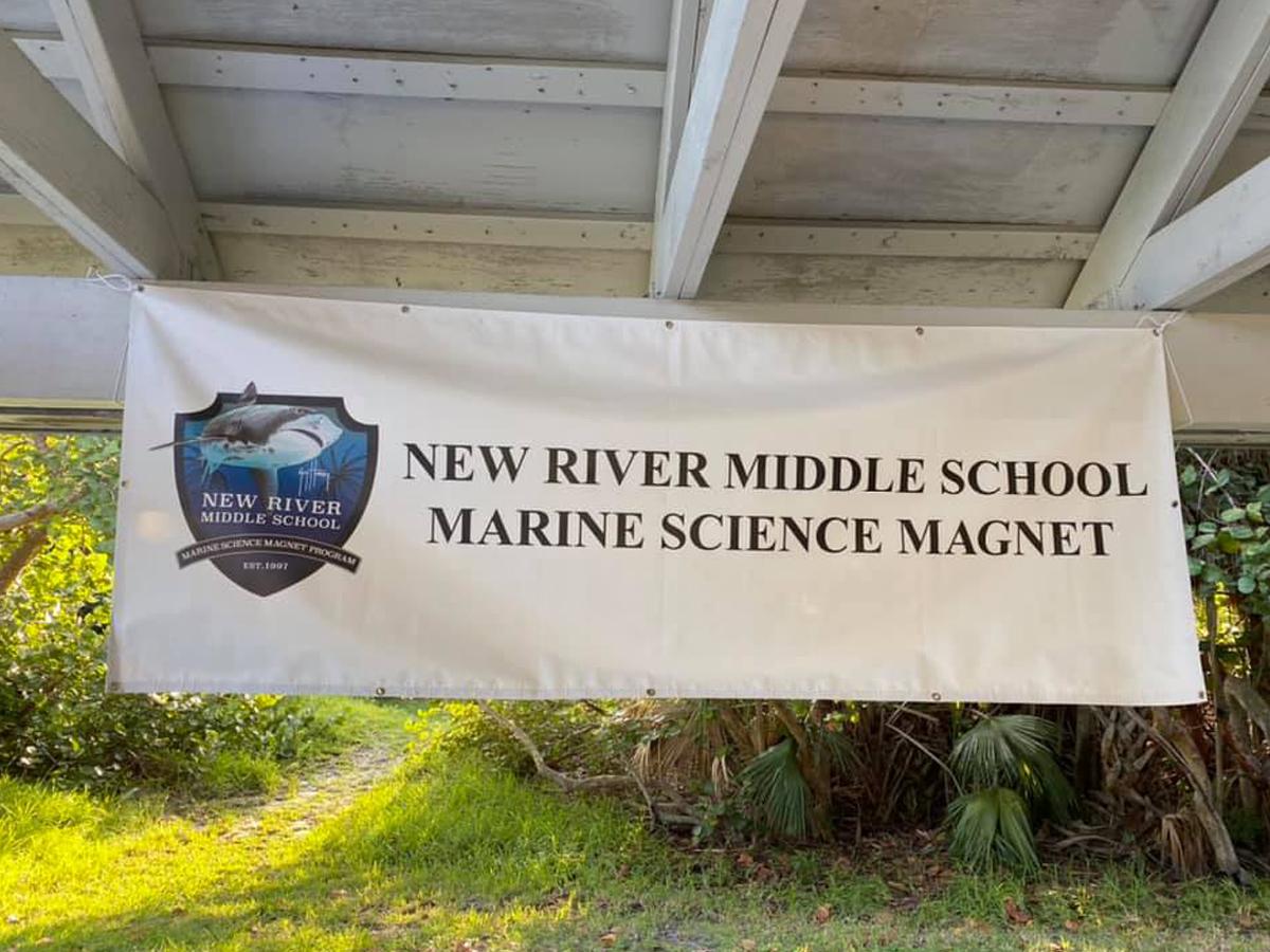 Member News: New River Middle School Marine Magnet Program