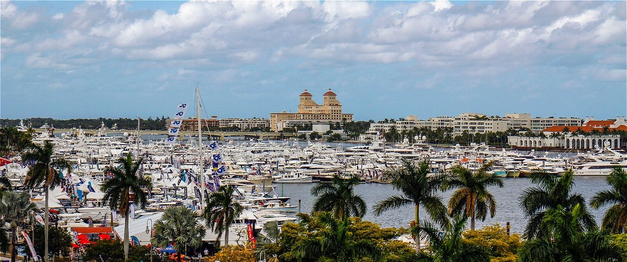 Upcoming Event: Palm Beach International Boat Show