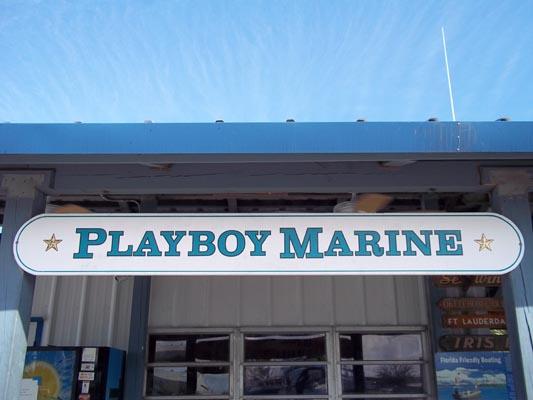 Business Highlight: Playboy Marine
