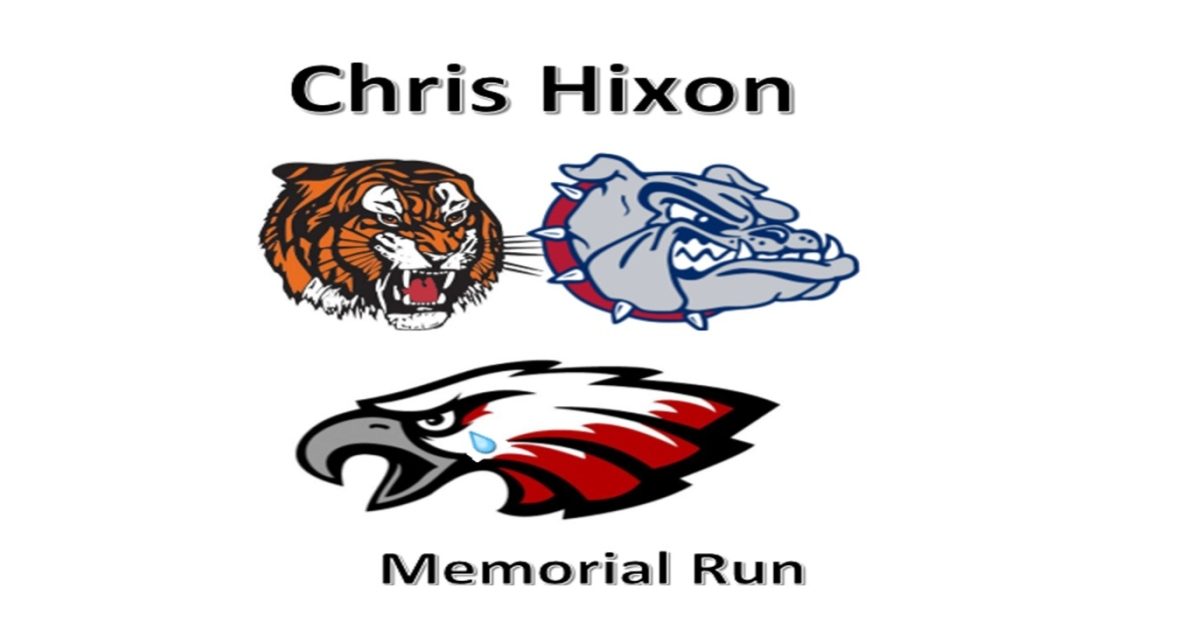 Upcoming Event - The Chris Hixon Memorial Run/Walk