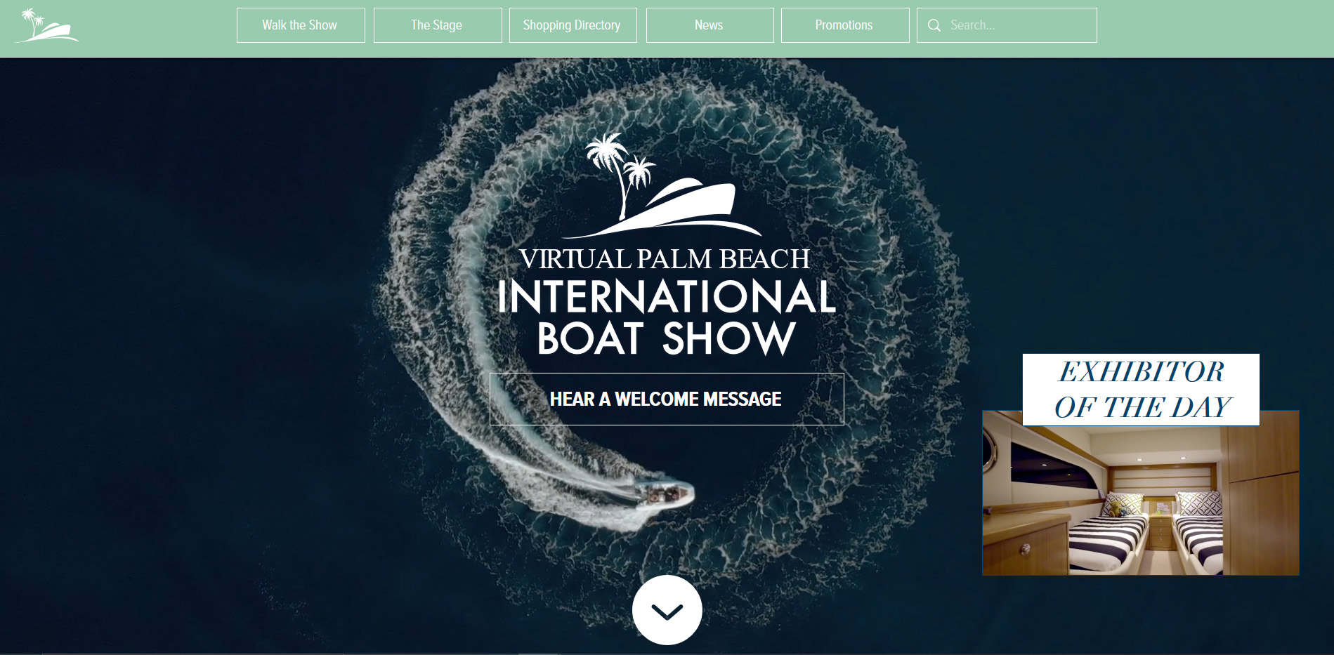 Past Events - Palm Beach International Boat Show