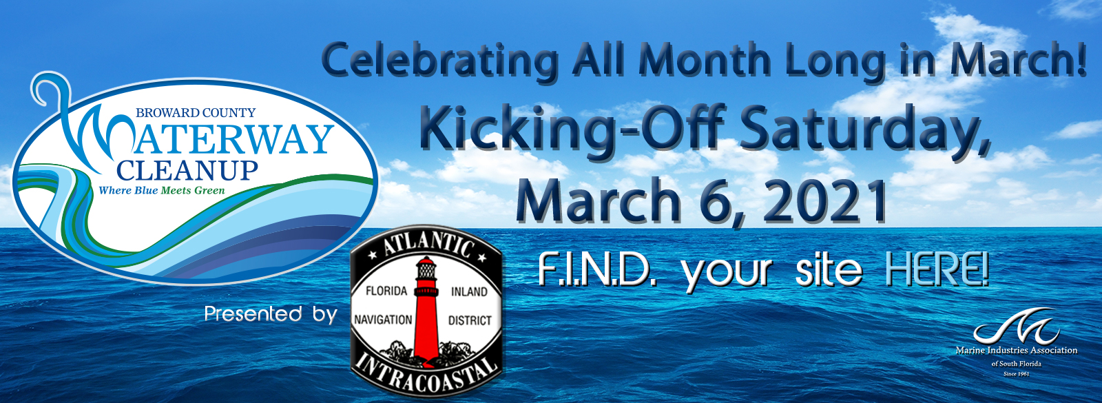 Upcoming Event: Broward County Waterway Cleanup