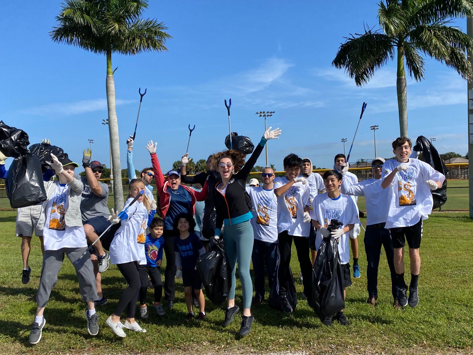 44th Annual Broward County Waterway Cleanup