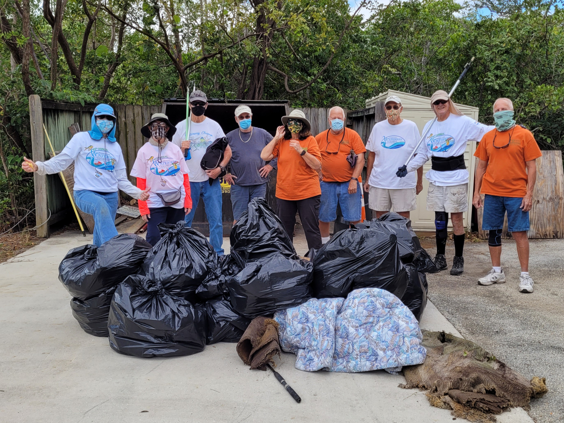 44th Annual Broward County Waterway Cleanup Wrap-Up
